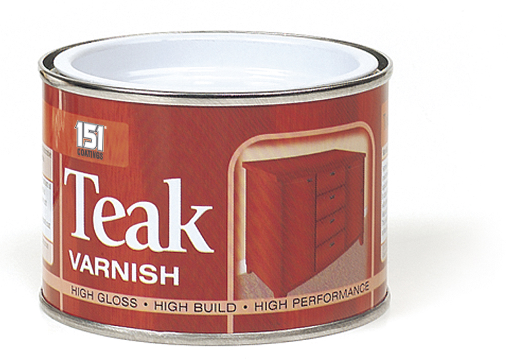 151 Coatings Teak Varnish 180ml