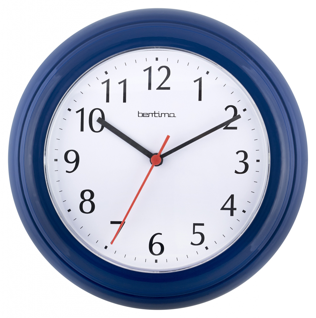 Acctim Wycombe Clock Blue