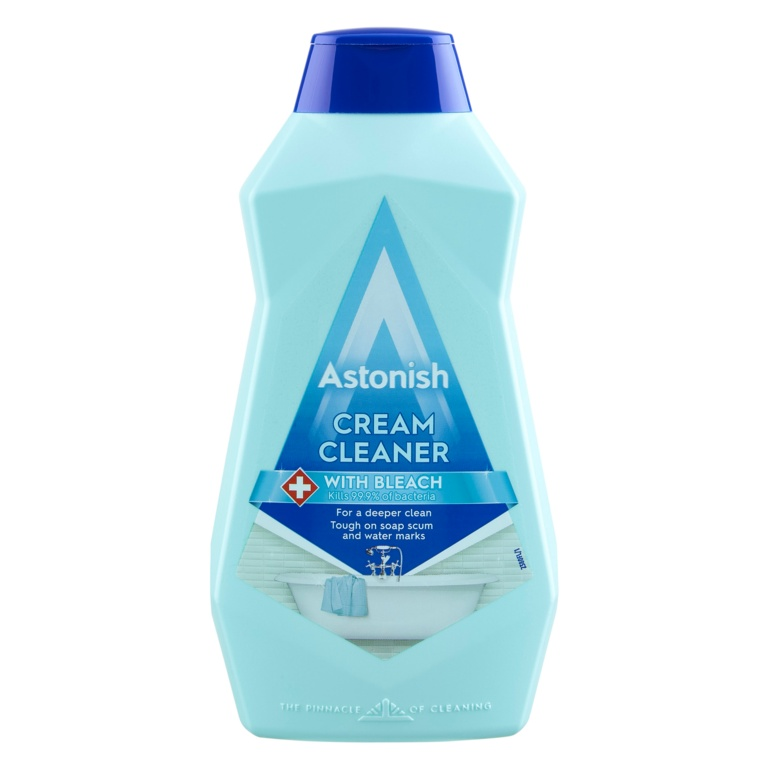 Astonish Cream Cleaner Bleach 500ml