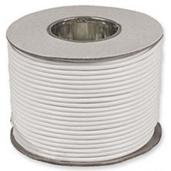 [S.440120] Lyvia 2182Y White Cable 2x0.75mm x100m